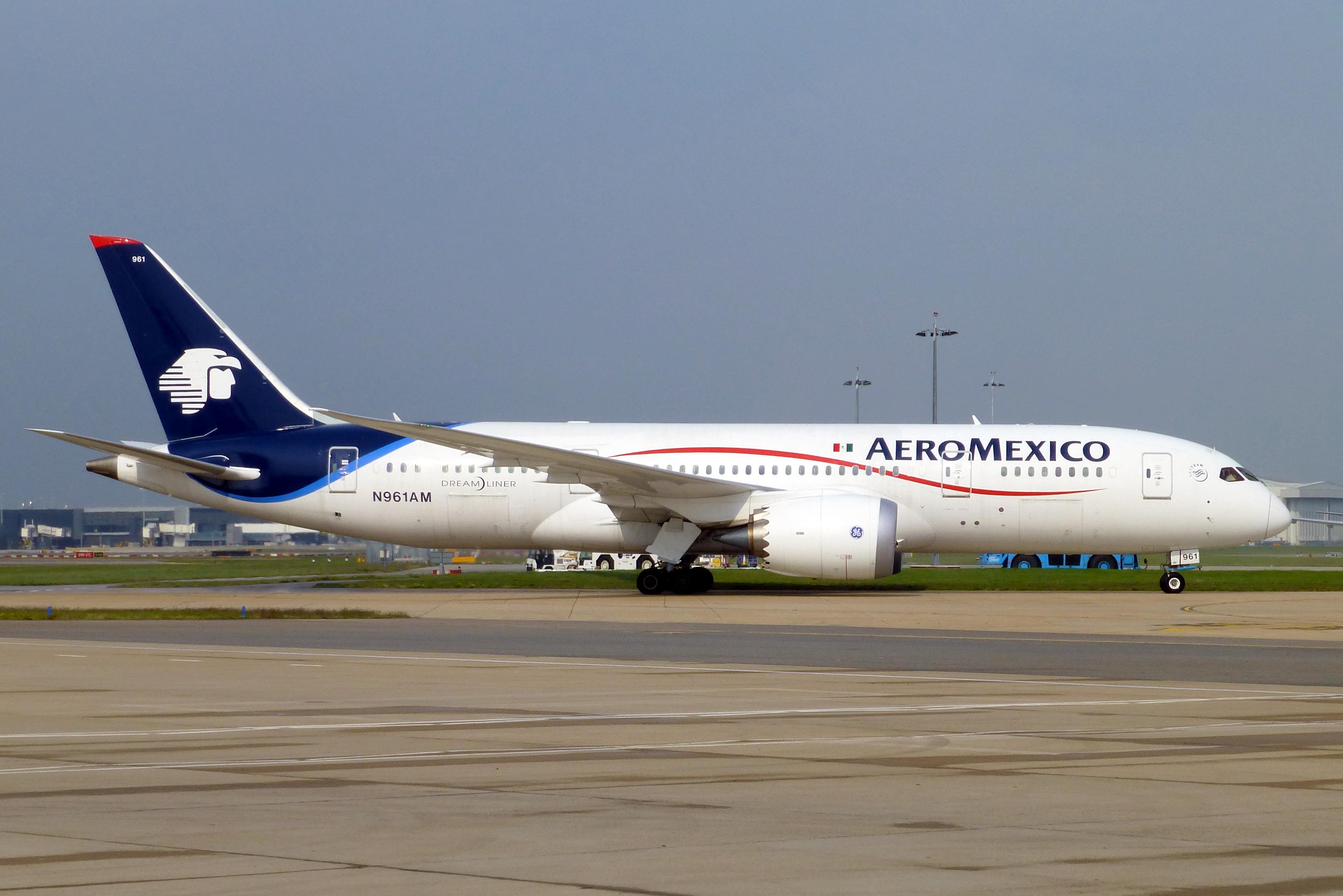 Aeroméxico, vuelos, Cuba