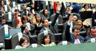 Avalan diputados reformas constitucionales para consultas populares y revocación de mandato