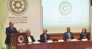Crecimiento empresarial otorga fortalecimiento económico a SLP: Carreras