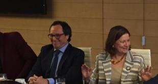 Vinculación de IP, indispensable para fortalecer relación México-EU: Bárcena