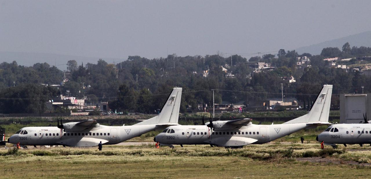 Habrá vuelos tanto nacionales como del exterior en Santa Lucía: SCT, vuelo