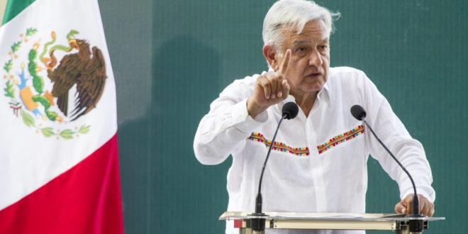 En marzo, licitación para Tren Maya: López Obrador