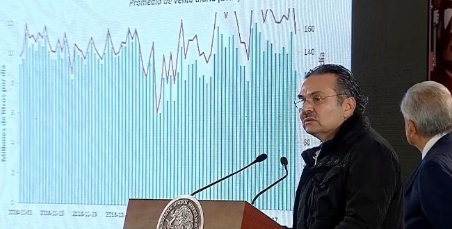 Combate al robo de combustible ha ahorrado 7,800 mdp a Pemex