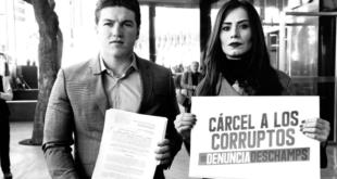 Senadores denuncian a Romero Deschamps por supuesto fraude fiscal