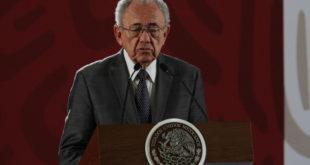 """Negociación con bonistas de Fibra E del NAIM fue """"muy buena"""": Jiménez Espriú"""