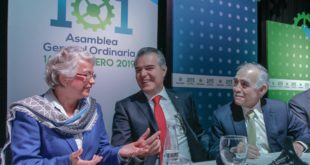 Gobierno de AMLO está con ustedes: Sánchez Cordero a industriales