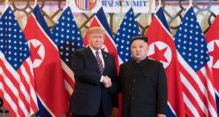 Da inicio segunda cumbre entre Trump y Kim