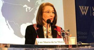 El T-MEC que se ratificó es el que debe implementarse: Luz De la Mora
