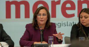 Niega Rocío Nahle haber intervenido en la renuncia del director de la ASEA