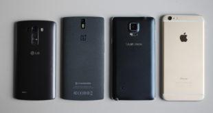 Caerá consumo de smartphones entre mexicanos en 2019: IDC