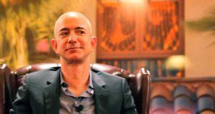 Jeff Bezos vuelve a ser nombrado el hombre más rico del mundo
