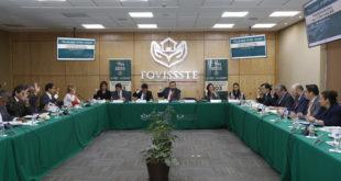 Obtiene Fovissste remanente de 9 mil 731 millones de pesos en 2018