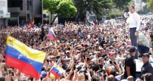 Guaidó declarará alarma nacional por apagón, llama a acción en las calles de Venezuela