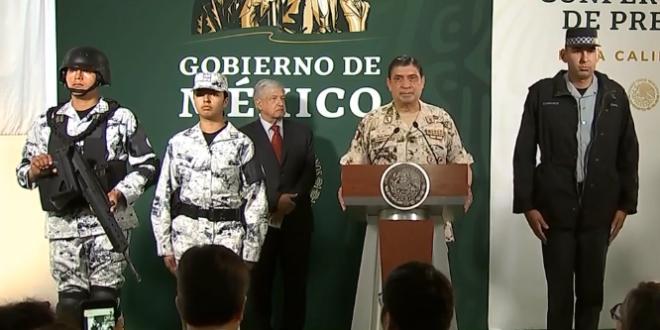 Operaciones de 150 coordinaciones de la Guardia Nacional, listas en tres meses: AMLO