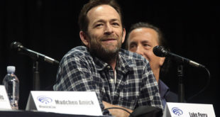 Muere Luke Perry, actor de Beverly Hills 90210