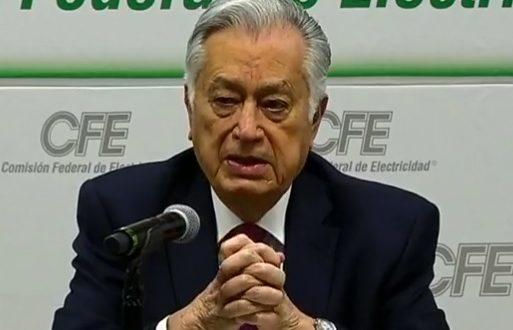 Abre SFP investigación sobre declaración patrimonial de Manuel Bartlett, CFE