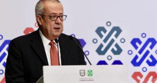 """Finanzas públicas salieron """"muy bien"""" en enero, asegura Urzúa"""