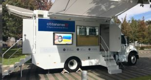Lanza Citibanamex sucursal móvil para dar servicio en caso de desastres naturales
