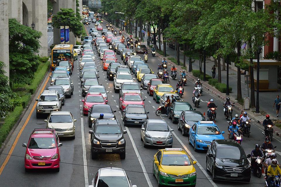 emisiones contaminantes de autos