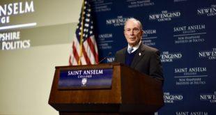 Michael Bloomberg ya no buscará presidencial de EU en 2020