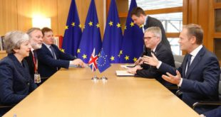 Brexit tendrá prórroga hasta el 22 de mayo: UE
