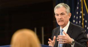 Mantiene Fed tasa de interés de 2.50%; no prevé movimientos en 2019