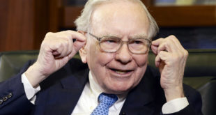 Berkshire Hathaway ha estado comprando acciones en Amazon