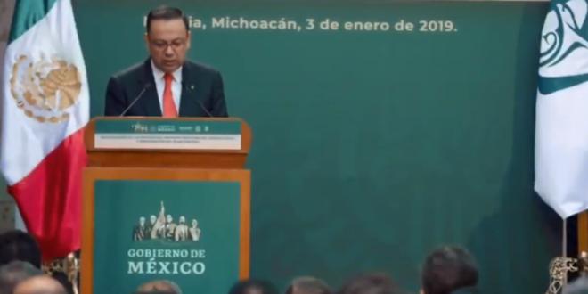 Germán Martínez Cázares se reincorporará al Senado de la República