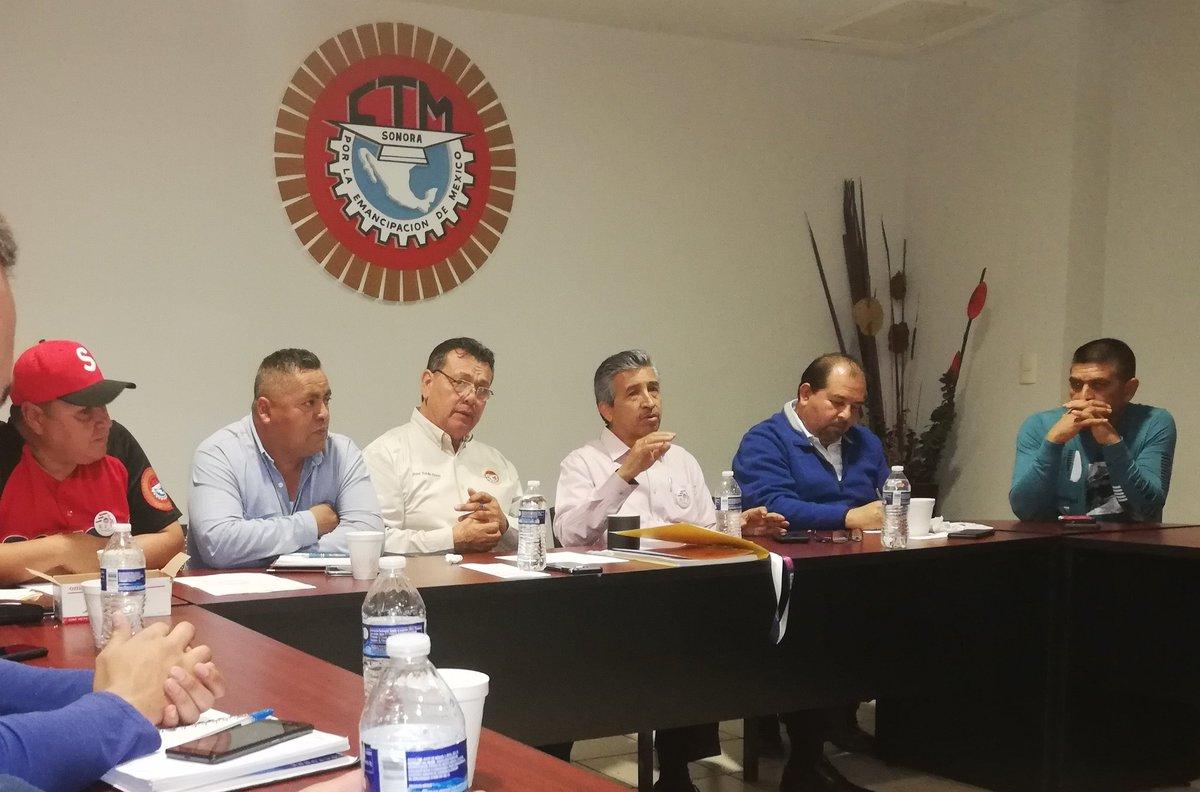 Presenta CTM Sonora emplazamiento a huelga que afectaría a 2 mil empresas