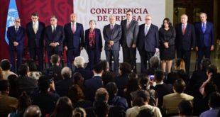 Gobierno presenta Plan de Desarrollo para sur de México y Centroamérica
