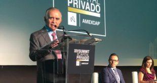 """Corrupción ha provocado """"psicosis"""" entre inversionistas: Alfonso Romo"""