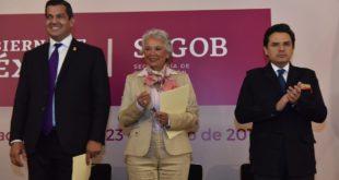 Designan a Ricardo Peralta como subsecretario de Gobernación