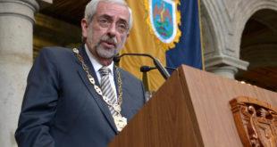 Enrique Graue es reelecto como rector de la UNAM