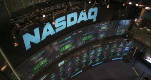 Tensiones comerciales entre China y EU pintan de rojo a Wall Street, Bolsa