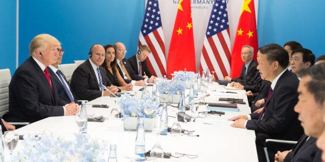 Trump amenaza a China con más tarifas si su presidente no atiende al G20