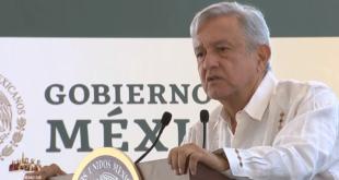 Amenaza de Trump enseña a México que debe ser autouficiente: AMLO