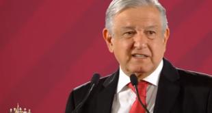 ¡Se acabaron los intocables! no se permitirá la defraudación fiscal: AMLO, conferencia