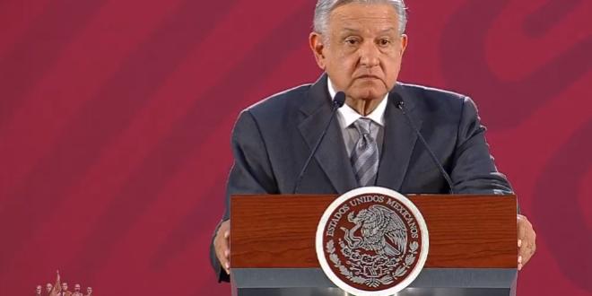 Conferencia matutina de Andrés Manuel López Obrador, conferencia