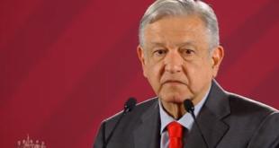 Convoca AMLO a acto de unidad en defensa de la dignidad de México