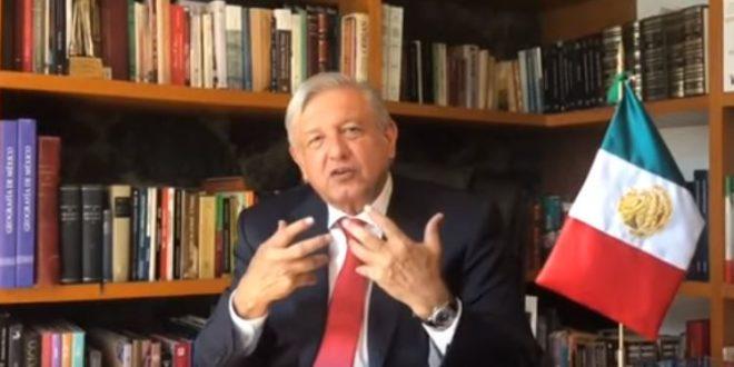 """""""Nos adelantamos a EU y a Canadá"""", dice AMLO celebrando ratificación del T-MEC"""