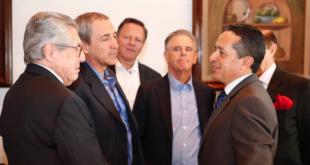Gobernador de Quintana Roo se reúne con empresarios inmobiliarios