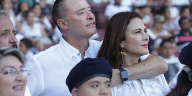 Quirino Ordaz, el gobernador con la mayor aprobación en el país