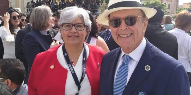 Graciela Márquez se reunirá con Wilbur Ross para discutir tema de aranceles