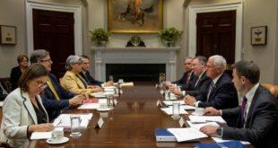 """Sale a la luz """"acuerdo suplementario"""" entre México y EU"""