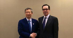 Acuerdo entre EU y China estaba casi listo, asegura secretario del Tesoro