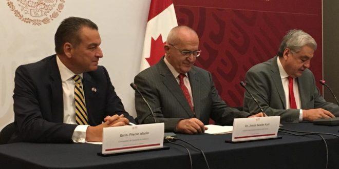 Confía México en que Congreso de EU ratifique el T-MEC este verano