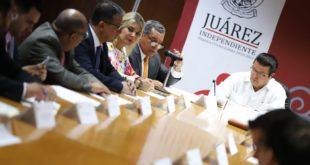 Instalan Consejo de Mejora Regulatoria en Ciudad Juárez