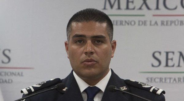 Omar García, nuevo jefe general de la Policía de Investigación de la CDMX
