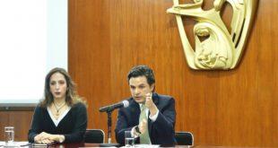 Caída de empleo formal en mayo es normal, responde Zoé Robledo