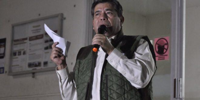 Renuncia titular del Instituto Nacional de Migración